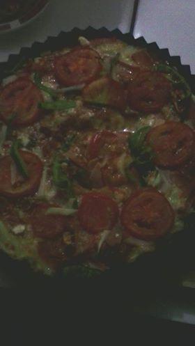 Envía fotos de tu pizza: Pizza de Evalina Arita