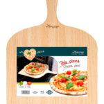 Pala para pizza de madera