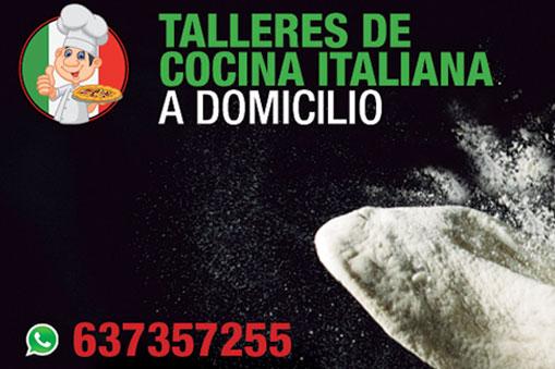 Talleres de cocina italiana