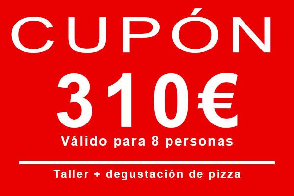 taller y degustacion de pizza en Barcelona entre amigos