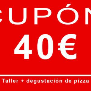 taller de pizza con degustacion barcelona