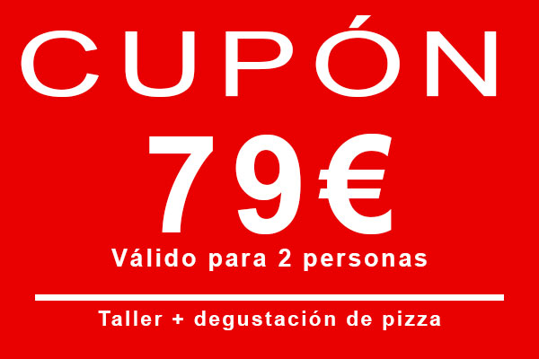 taller y degustacion de pizza en pareja